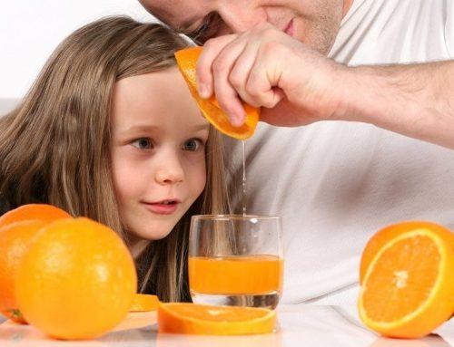 Strong Kids' Teeth Foods